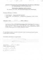 Protokół odbioru KPN