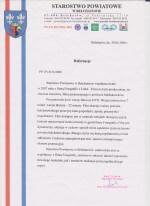 Referencja Powiat Bełchatowski
