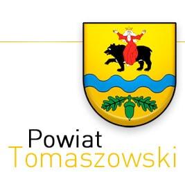 Powiat Tomaszowski - herb
