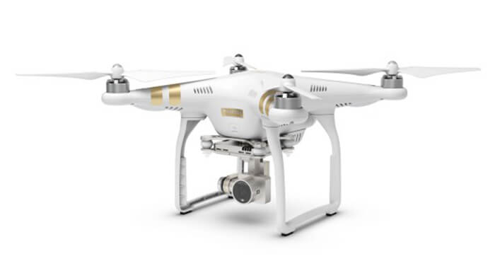 Quadrocopter Phantom 3 Professional